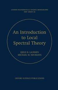 An Introduction to Local Spectral Theory
