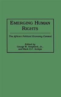 Emerging Human Rights