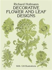Decorative Flower and Leaf Designs