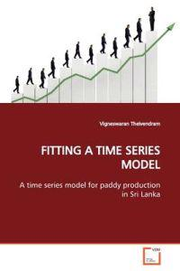 Fitting a Time Series Model