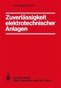 Zuverl ssigkeit Elektrotechnischer Anlagen