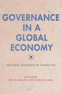Governance in a Global Economy: Political Authority in Transition