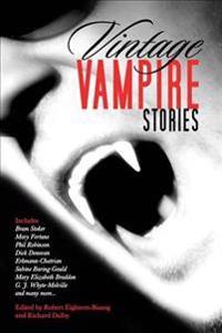 Vintage Vampire Stories