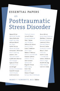 Essential Papers on Post Traumatic Stress Disorder