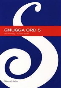 Gnugga 7-9 Gnugga ord 5