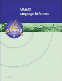 Aimms Language Reference