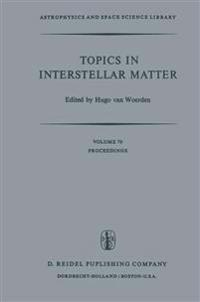 Topics in Interstellar Matter