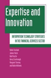 Expertise and Innovation