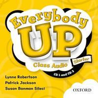 Everybody Up Starter Class Audio Cds