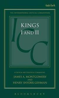 A Critical and Exegetical Commentary on the Book of Kings