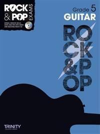 Trinity RockPoP Guitar Grade 5