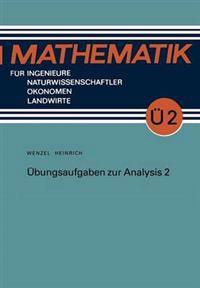 Übungsaufgaben Zur Analysis 2