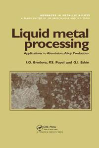 physical metallurgy of direct chill casting of aluminum alloys pdf