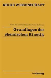 Grundlagen Der Chemischen Kinetik