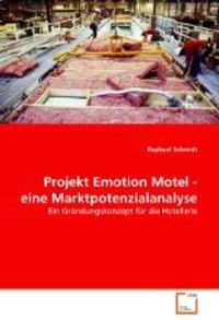 Projekt Emotion Motel - Eine Marktpotenzialanalyse