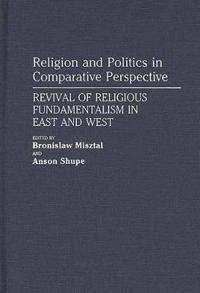 Religion and Politics in Comparative Perspective