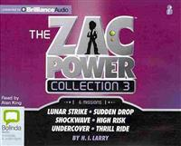 The Zac Power Collection 3: Lunar Strike/Sudden Drop/Shockwave/High Risk/Undercover/Thrill Ride