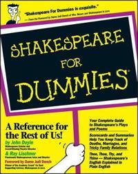 Shakespeare For Dummies?