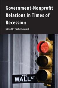 Government-Nonprofit Relations in Times of Recession