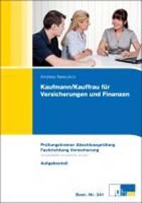 Kfm./Kffr. Versicherung/Finanzen/Fach. Vers./2 Tle.
