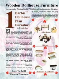 Barbie Dollhouse Plan Furniture