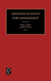 Advances in Health Care Management