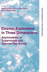 Cosmic Explosions in Three Dimensions