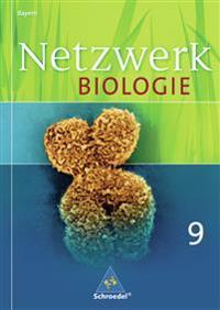 Netzwerk Biologie 9. Schülerband. Bayern