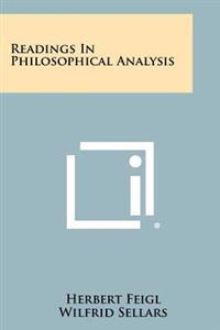 Readings in Philosophical Analysis