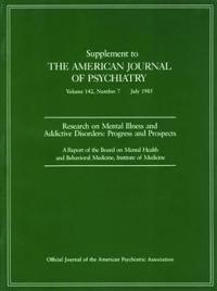 The Nation's Psychiatrists