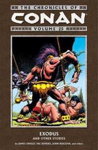The Chronicles of Conan 25