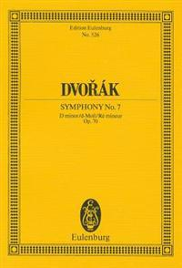 Symphony No. 7 in D Minor, Op. 70 (Old No. 2): Study Score