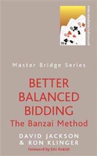 Better Balanced Bidding
