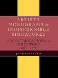 Artists' Monograms and Indiscernible Signatures