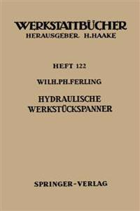 Hydraulische Werkst�ckspanner
