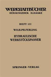 Hydraulische Werkstuckspanner