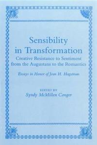 Sensibility In Transformation