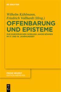 Offenbarung Und Episteme / Revelation and Episteme
