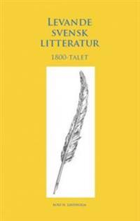 Levande svensk litteratur 1800-talet