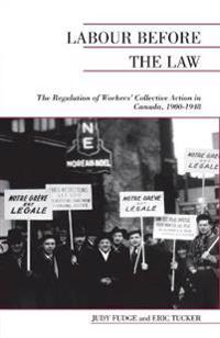 Labour Before the Law