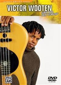 Victor Wooten -- Super Bass Solo Technique: DVD