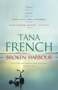 Broken harbour - dublin murder squad:  4.  winner of the la times book priz