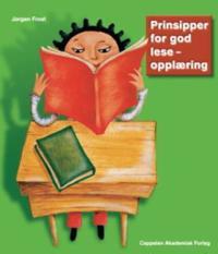 Prinsipper for god leseopplæring