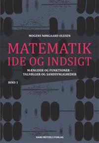 Matematik - idé og indsigt-Mængder og funktioner - talfølger og sandsynligheder