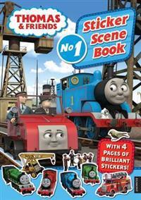 Thomas & Friends: Sticker Scene Book