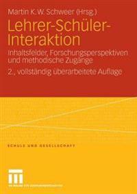 Lehrer-schuler-interaktion