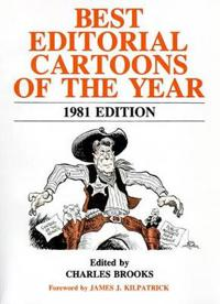 Best Editorial Cartoons of the Year, 1981
