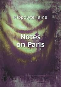 Notes on Paris