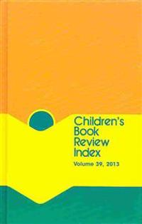 Children's Book Review Index 2013
