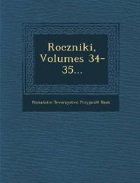 Roczniki, Volumes 34-35...